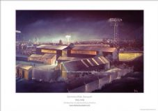 Newport County Somerton Park  A3 Framed Print